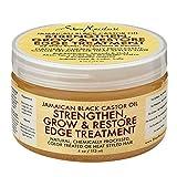 Shea Moisture Jamaican Black Castor Oil Strengthen Grow and Restore Edge Treatment 113 ml by Shea Moisture