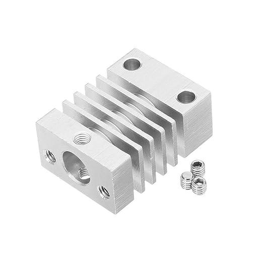 Partes de la Impresora 3D De Aluminio del disipador de Calor del ...