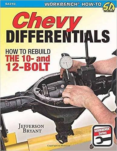 chevy c10 12 bolt rear end rebuild