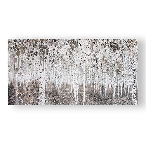 Graham & Brown Neutral Watercolor Wood Wall Art (42-238)