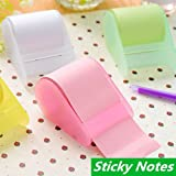 Sticky Notes Set Fluorescent Paper Memo Pad Stickers Material Escolar Papelaria Office Accessories