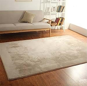 Xxffh alfombra alfombras antideslizantes alfombra para - Alfombras dormitorio amazon ...