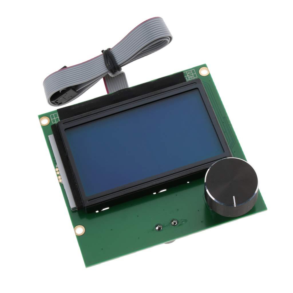 Pantalla LCD con Cable Plano de Impresora 3D Accesorio Ordenador ...