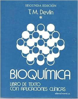libro de bioquimica de thomas devlin