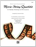 Movie String Quartets for Festivals, Weddings, and All Occasions, Cameron Patrick, 0739070975