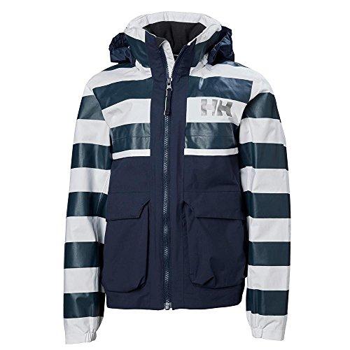 Helly Hansen Junior AME Jacket, Evening Blue, Size 10