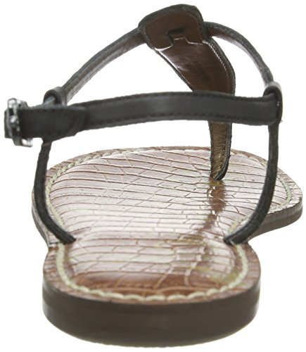 Black Sam Women Bar Gigi Edelman T Sandals wqpwOYr
