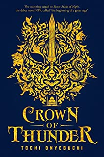 Book Cover: Crown of Thunder