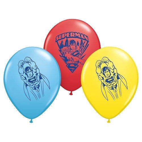 Pioneer National Latex Superman 6 Count 12