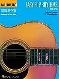 img - for Easy Pop Rhythms: Correlates with Book 1 (Hal Leonard Guitar Method (Songbooks)) book / textbook / text book