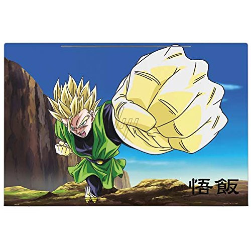Skinit Dragon Ball Z Envy 17t (2018) Skin - Gohan Power Punch Design - Ultra Thin, Lightweight Vinyl Decal Protection by Skinit (Image #1)