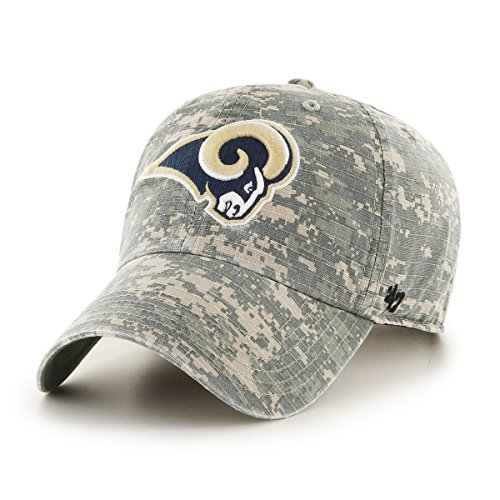 Los Angeles Rams Camo Hat – Football Theme Hats ca3366c4d