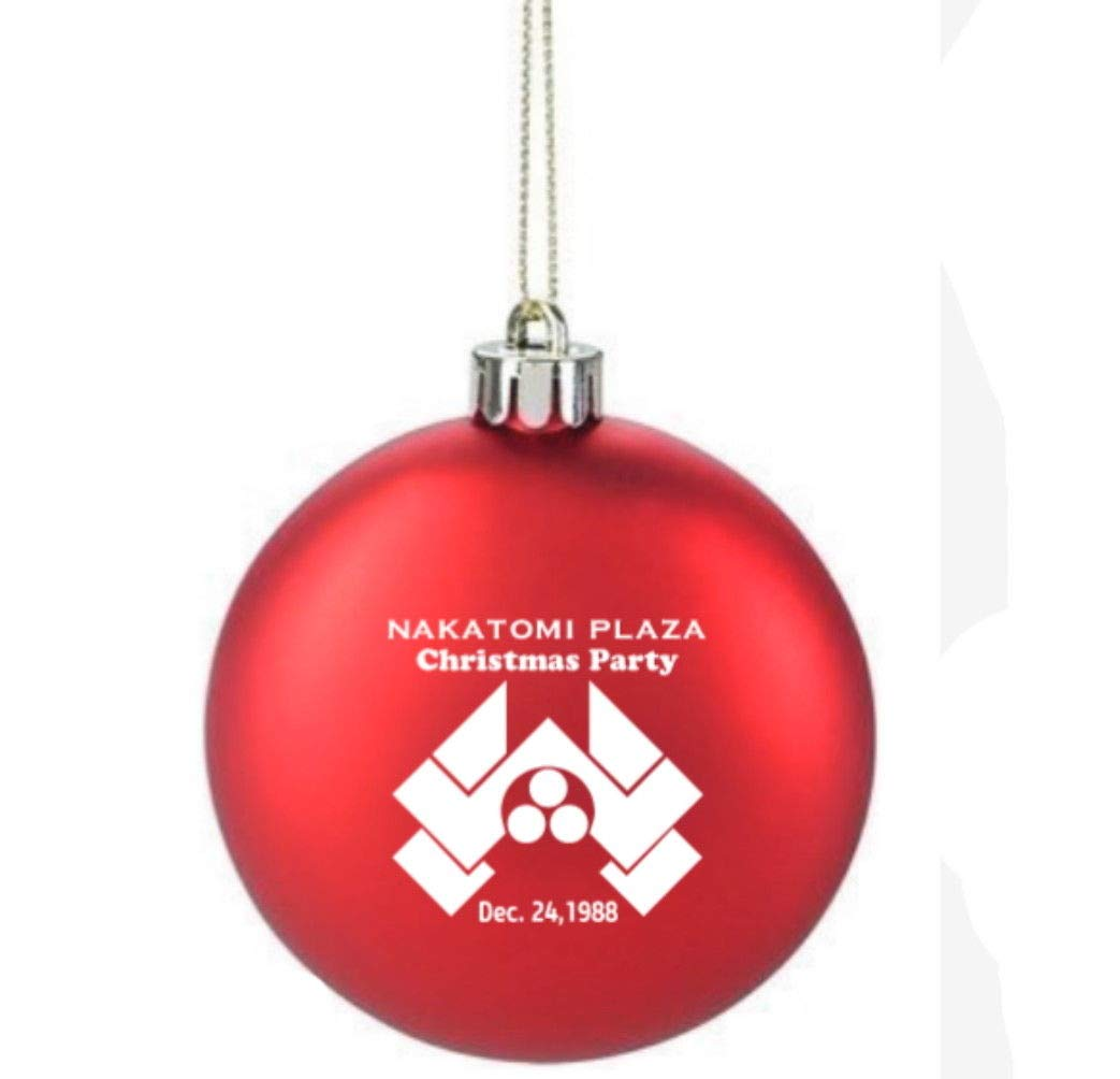 Amazon.com : Nakatomi Plaza Die Hard Movie Prop Holiday Party ...