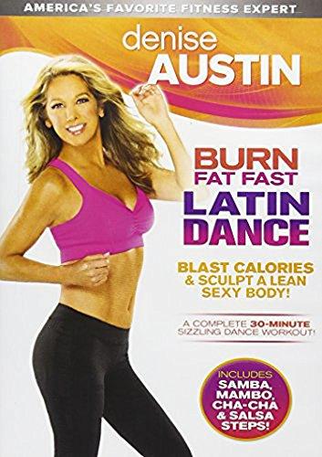 Fat Fast Latin Dance [DVD] (Latin Dances Dvd)