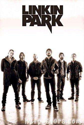 リンキン・パーク(Linkin Park)ポスター ■ [J-4280] 89cm×60cm [並行輸入品]