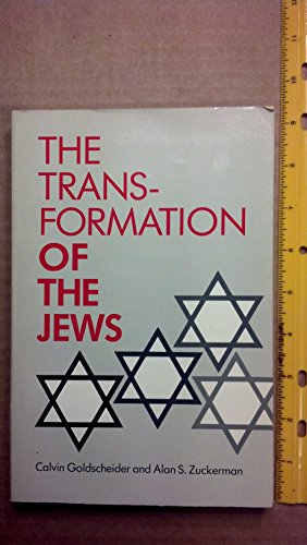 The Transformation of the Jews (Chicago Studies in the History of Judaism)