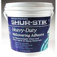 Gardner-Gibson 871130020 1GL Shur-Stik Wallcovering Adhesive - 8711 1G Shur-Stik III Wallcover by Gardner-Gibson