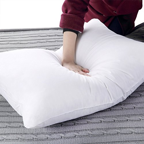 Balichun Polyester Fiber Standard-Firm Bed Pillow