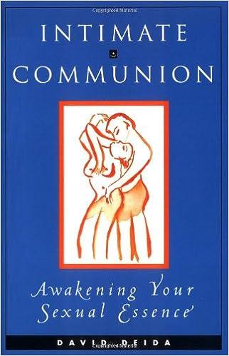 intimate communion david deida pdf