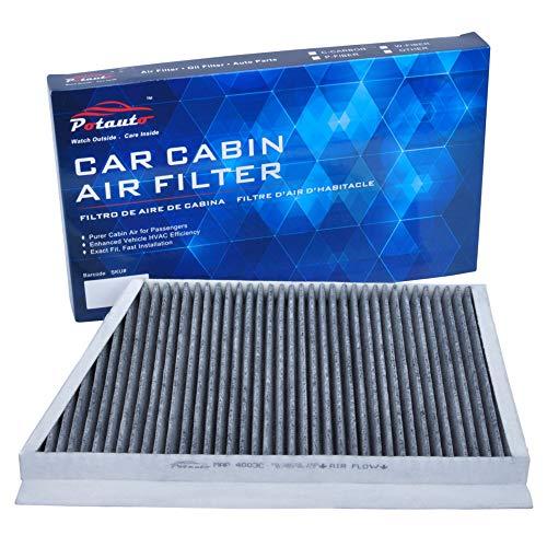 POTAUTO MAP 4003C (CF9905) Activated Carbon Car Cabin Air Filter Replacement for MERCEDES BENZ, C230, C240, C280, C32, AMG, C320, C350, C55 AMG, CLK320, CLK500, CLK55, AMG, CLK550, CLK63 AMG