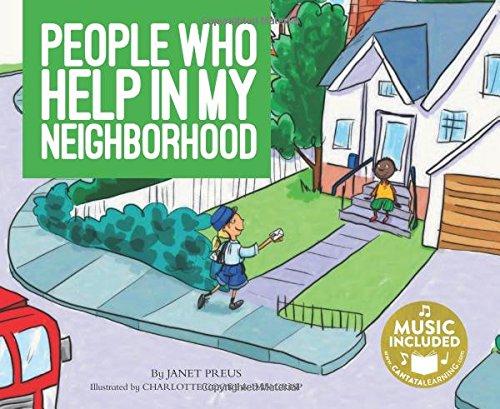 Read Online People Who Help in My Neighborhood PDF