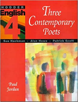 Hodder English 4: 3 Contemporary Poets (Grace Nichols: U.A. Fanthorpe: Glynn Wright): Contemporary Views of Britain (Poetry) Level 4