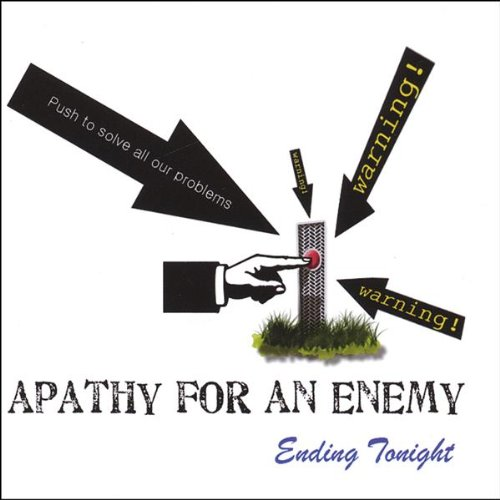 CD : Apathy for an Enemy - Ending Tonight (CD)
