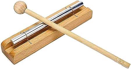 Energy Meditation Zen Chime - Barra de percusión con mazo ...