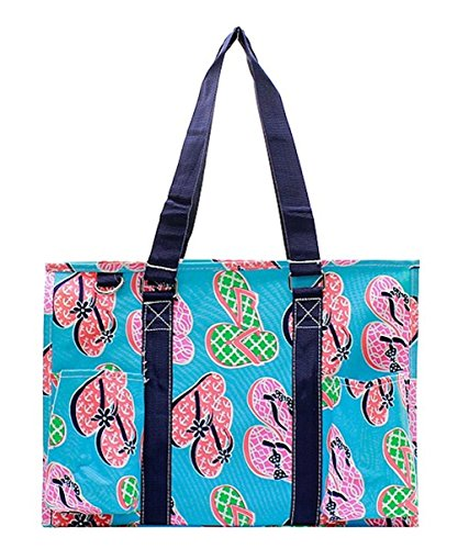Blue All Purpose Totes - 9
