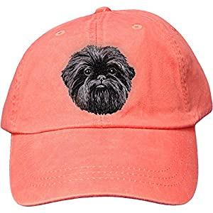 Cherrybrook Coral Dog Breed Embroidered Adams Cotton Twill Caps (All Breeds) 15
