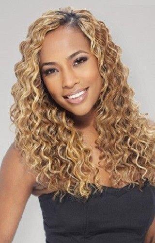 AMAZING DEEP 18 (#2 Dark Brown) - Shake N Go Freetress Equal Synthetic Hair -