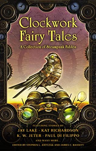 book cover of Clockwork Fairy Tales