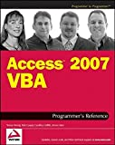 img - for Access 2007 VBA Programmer's Reference by Teresa Hennig (2007-05-14) book / textbook / text book