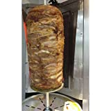 Grecian Delight Old World Traditional Pork Gyro Cone, 20 Pound -- 1 each.
