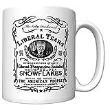 Liberal Tears Coffee Mug With Donald Trump (newest version)