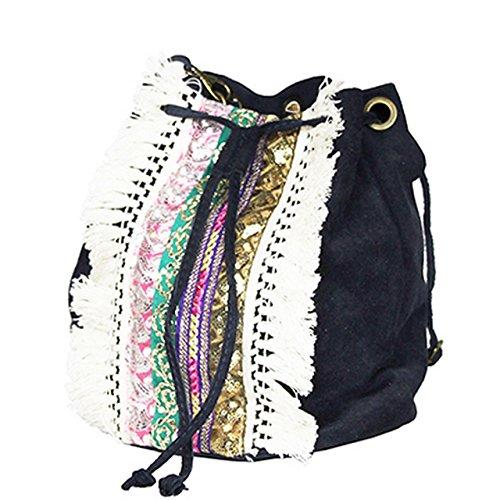 Size One 005 03 Women's 17 Clutch Black UK BELOVEDbag 2 480OZ