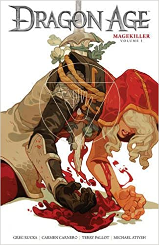 Dragon Age: Magekiller by Greg Rucka
