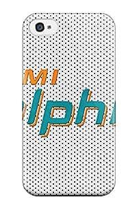 Megan S Deitz's Shop 3924585K321671218 miamiolphins NFL Sports & Colleges newest iPhone 4/4s cases