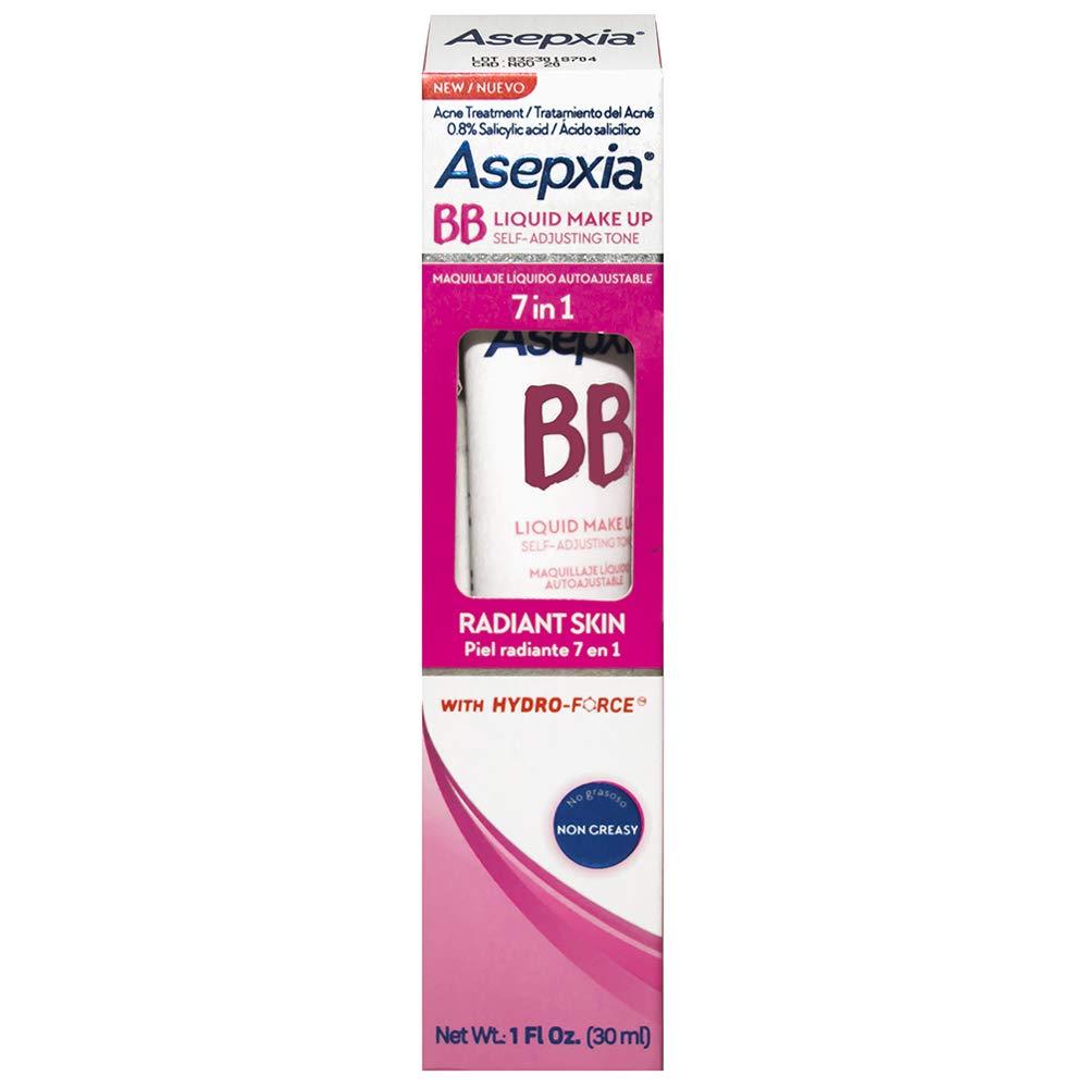 d2700358b Amazon.com : Asepxia Bb Liquid Make Up, Beige, 1.0 Fluid Ounce : Beauty