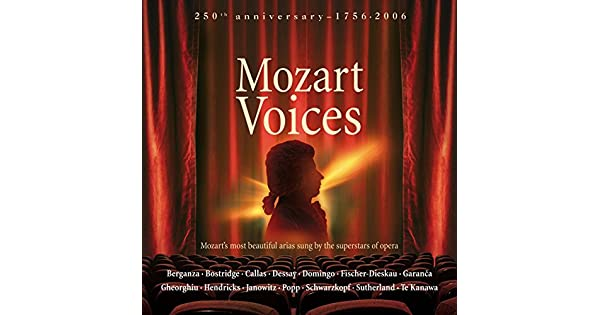 Amazon.com: Mozart Voices: Various artists: MP3 Downloads