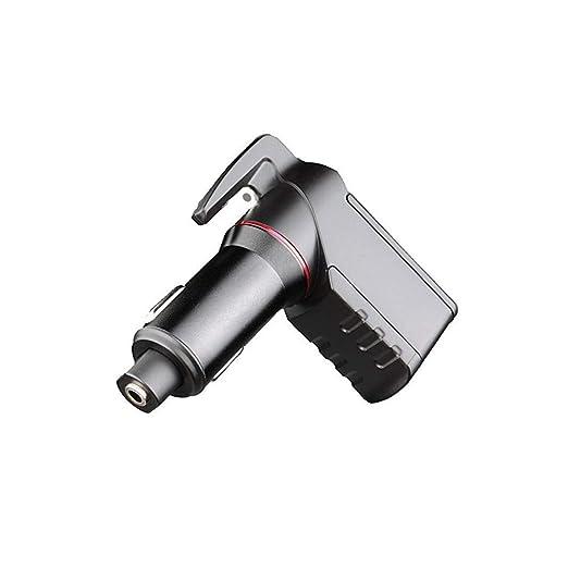 Orcbee 💗 _USB Emergency Escape Tool Car Charger Window Breaker Belt Cutter