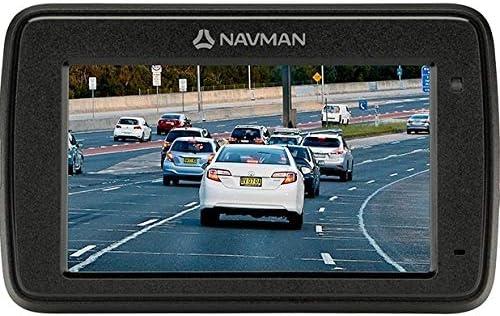 NAVMAN MIVUE 740 2 7IN LCD 1080P Full HD Recording GPS Tracking 3 AXIS  G-Shock Sensor Event Recording Mode 2MP CMOS Sensor 130 Degree Wide Angle  Glass