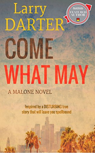 """A tale of deceit, betrayal, dark choices, and murder that reviewers describe as """"gripping,"""" """"full of suspense and thrills,"""" and """"hard to put down.""""Inspired by a shocking true story, Come What May, the debut book in the new Ben Malone detective myster..."""