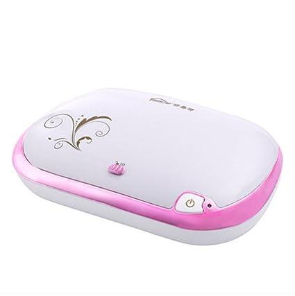 Esterilizadores Ultravioleta de la Ropa Interior, Cargador USB del Limpiador Multifuncional, Conveniente para los. Pasa el ratón por ...