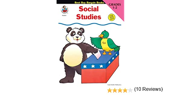 Amazon.com: Best Buy Bargain Books: Social Studies, Grades 1-2 ...