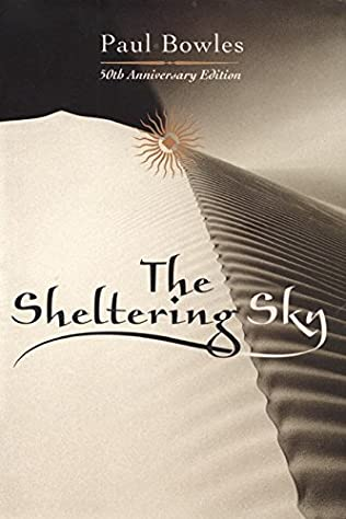 book cover of The Sheltering Sky