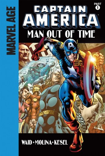 Captain America 1: Man Out of Time ebook
