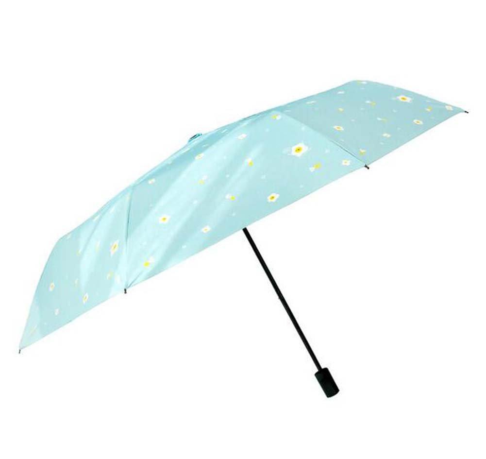 Blancho Bedding Sunscreen Original del Diseño Sol y Paraguas Plegable del Paraguas de la Lluvia, Huevo: Amazon.es: Hogar