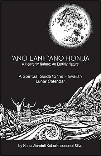 Ano Lani Ano Honua A Heavenly Nature An Earthly Nature A