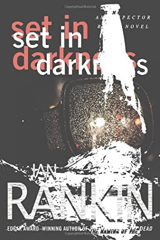 book cover of Set in Darkness